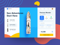 Yacht Booking