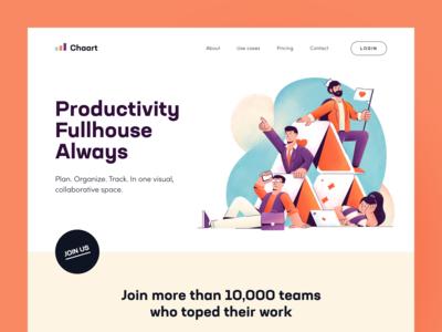 Chaart Productivity