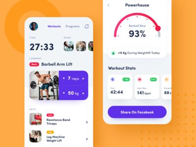 Workout Tracker App