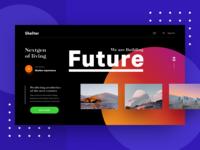 Shelter Architecture Magazine Website