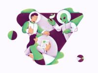 Worldwide team collaboration