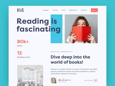 Book Worm Website