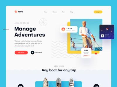 Yahtz Adventures Platform
