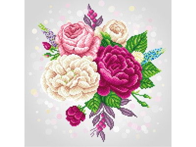 Flowers colors illustration art graphicdesign pixelartist pixels pixelart illustration flowers illustration