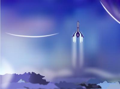 Mass Effect design vector illustration
