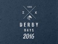 Derby Days 2016