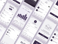 Seller App Wireframe