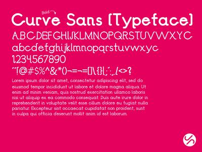Curve Sans [Typeface]