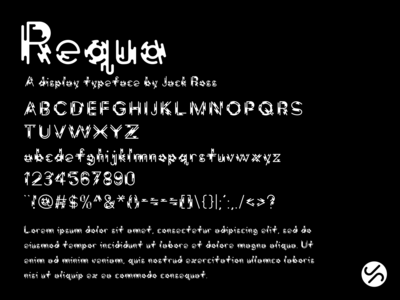 Requa [Typeface]
