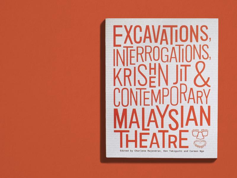 Five Arts Centre lettering publication typography graphic design book book design