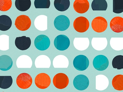 Dots pattern dots circles repeating pattern pattern design surface design pattern