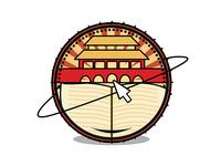 Beijing Libray Logo