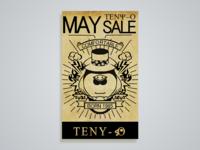 Teny-O May Sale