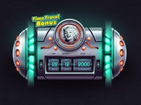 Time Travel Bonus Caesars Casino mini game