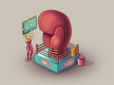 Arena Location Icon game art casino game design game illustration icon