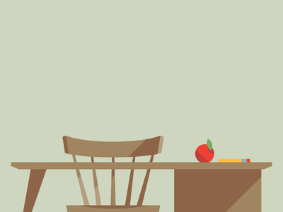 Teacher, teacher desk mccobb teacher apple chair pencil