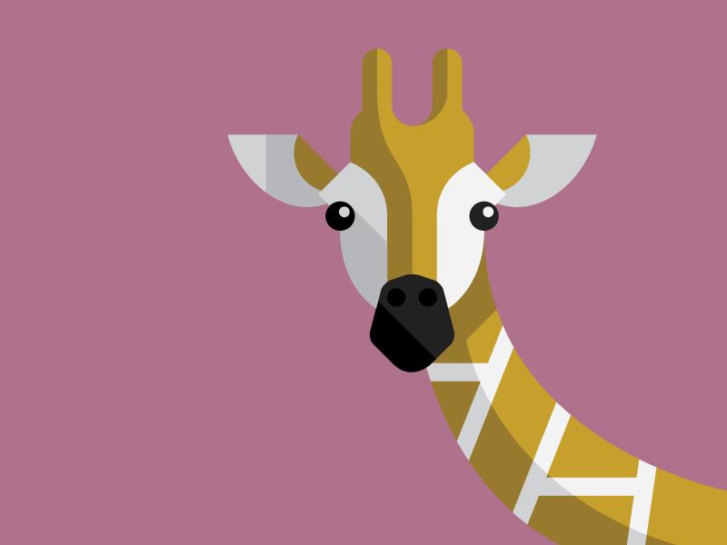 Giraffe giraffe tall chess ios