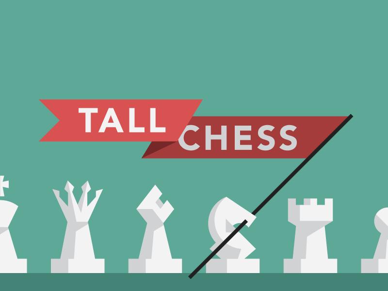 Tall Chess Banner tall chess chess app iphone banner