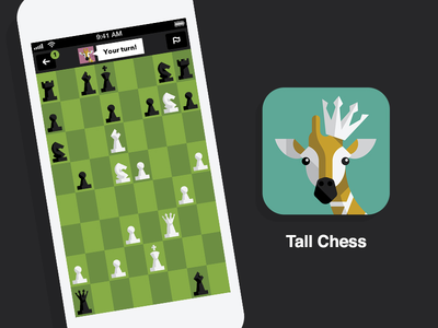 Tall Chess! tall chess ios app chess