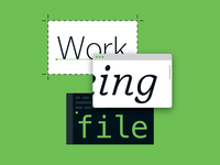 Working File Podcast Artwork