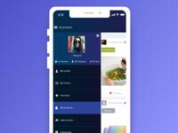 ShopTipz - app menu
