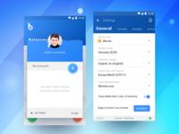 BitShares Munich. Carbon (Smartcoins Wallet v2.0)