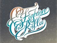 Fashion Killa lettering