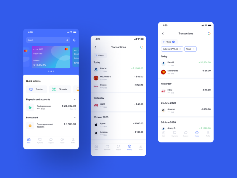 Mobile banking bank card banking bank mobile banking app mobile banking mobile bank ux ui design app design mobile design mobile app ios app app