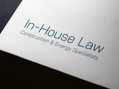 Logo for Construction Lawyer construction energy design solicitors lawyer logo law firm lawyer branding logo
