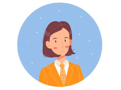 Wes Anderson character design wes anderson male character portrait illustration cozy digital illustration digital illustraion portrait cute character cartoon adobe illustrator vector