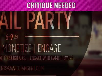 Invite crit