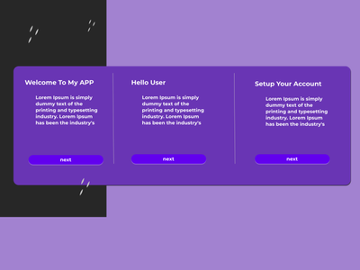 splash Screen android app typography app ux ui design