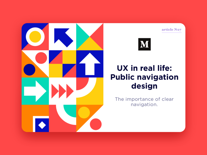 Article 27 article ux art abstract bright navigation pattern medium article medium