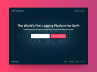 SwiftyBeaver Landing Page