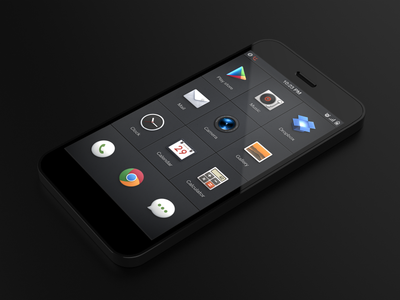 Smartisan OS screenshots