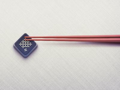 Cantwait icon dribbble photoshop vector sushi chopstick