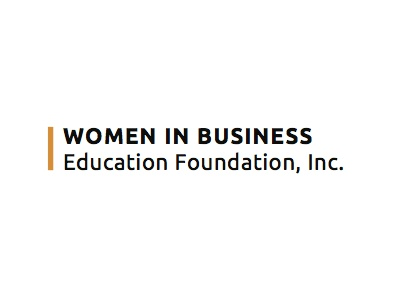 Women in Business Logo women in business wib the power conference