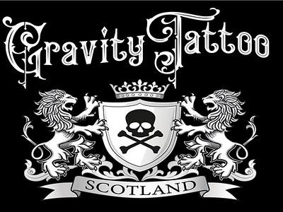 Tattoo Studio Logo Design brand identity brand design branding design vector illustration typography logos logo