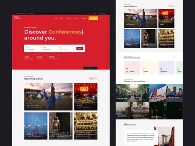 RoyalTickets - Events Booking WordPress Theme workshop tickets summit speakers seminar responsive meeting marketplace festival exhibition event management event conference business