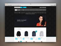 Zeux - Free e-Commerce Theme