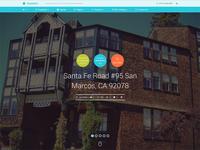 Real Estate WordPress Theme (WIP)