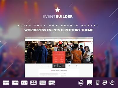 Event Builder - Theme Presentation