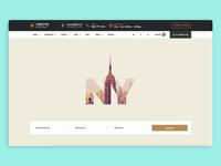 Real Estate New York Landing Page WIP
