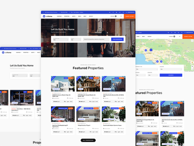 casaRoyal - Real Estate WordPress Theme ajax business clean compare demo import estate lead monetization notifications real realestate responsive theme woocommerce