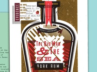 Clue#01: The Dark Rum that went missing