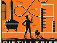 Lancaster Distilleries, Silver Rum