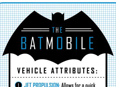 Old School Batmobile