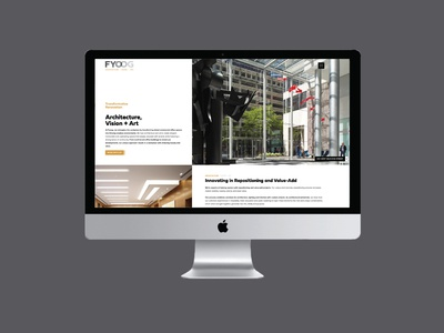 FYOOG Website Design