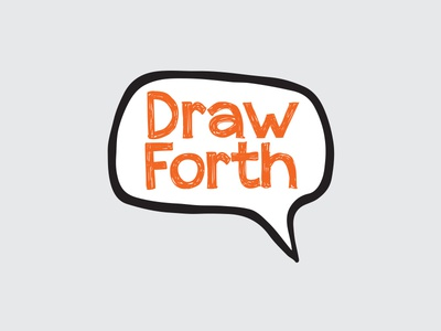 Draw Forth Logo