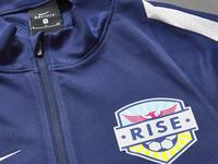 RISE Soccer Club Identity